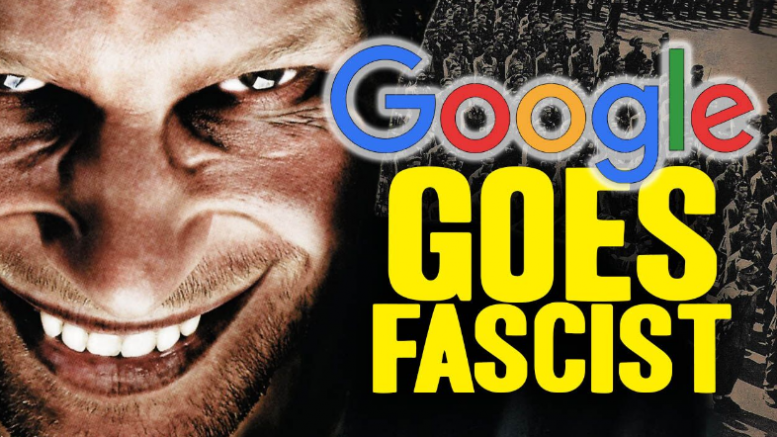 "Censorship: Google to start flagging ""offensive"" content as another form of censorship"